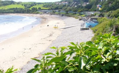 Langland Bay by Colin Smith under CC 2.0