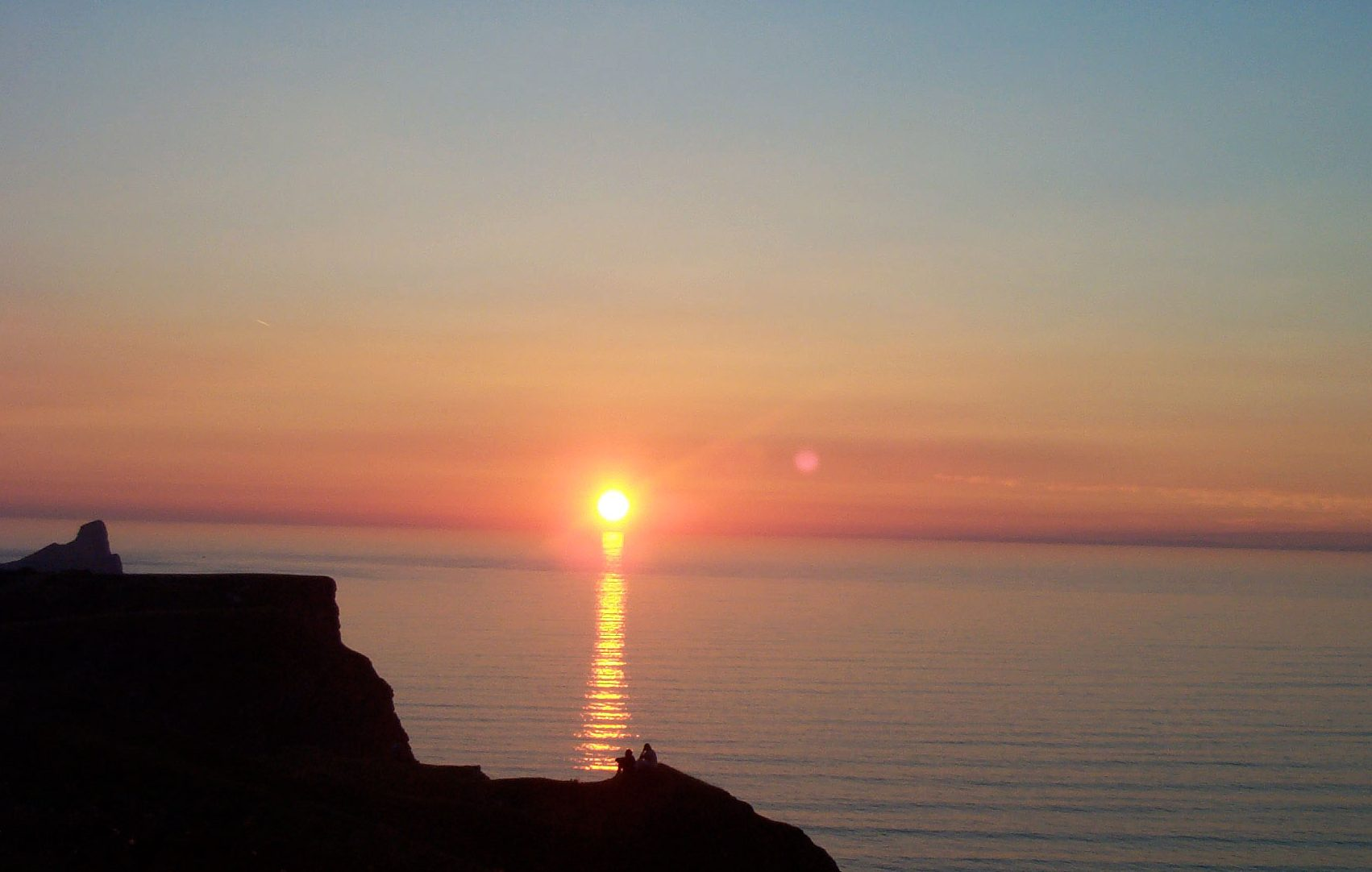 Rhossili-sun-set-Gower